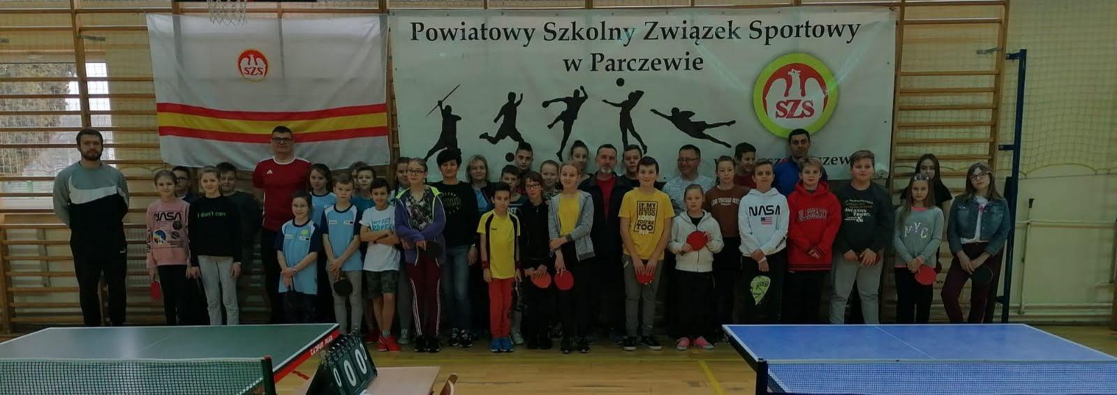 Tenis stołowy – Powiatowe ID 2019/2020
