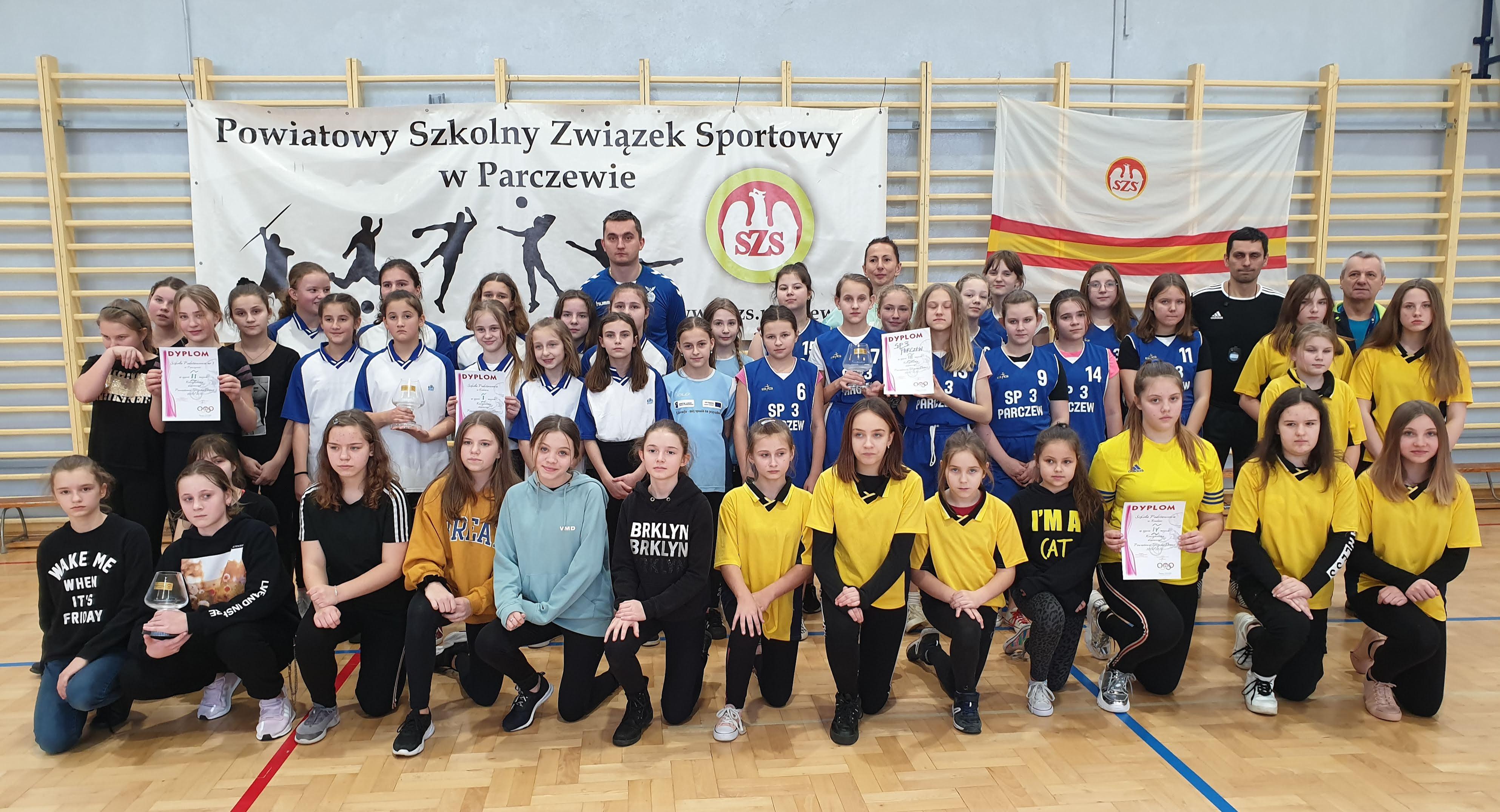Koszykówka – ID 2019/2020