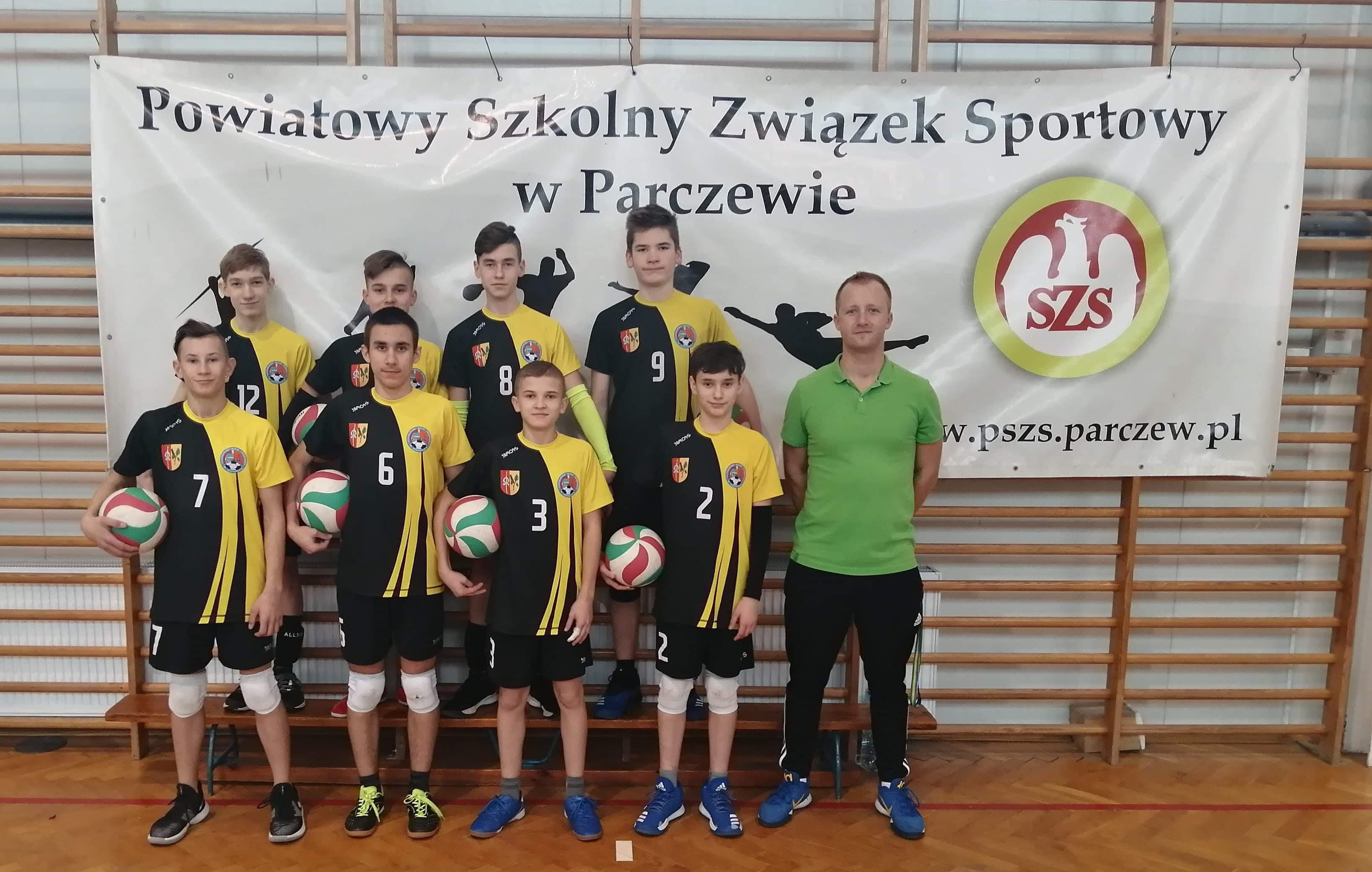 Siatkówka – IMS 2019/2020